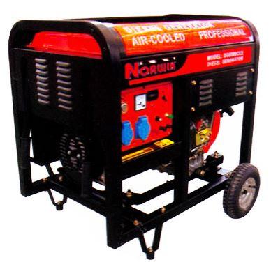 2401003 Generador Diesel, Potencia nominal: 4.6kw, Salida Maxima: 5.0kw, 120v/240v/60hz